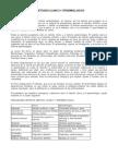 4. Relación entre métodos clínico y epidemiológico