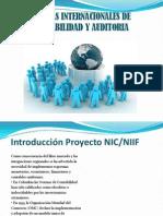 Normas Internacionales de Contabilidad y Auditoria