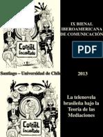 IX BIENAL IBEROAMERICANA DE COMUNICACIÓN