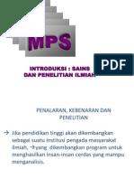 Materi MPS 1
