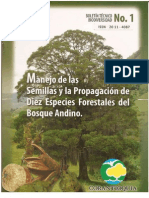 Boletin Semillas Bosque Andino