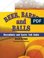 Beer, Babes, And Balls Masculinity and Sports Talk Radio
