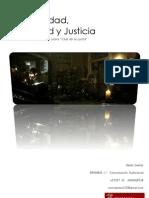 Modernidad Pasividad y Justicia