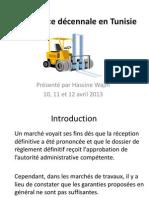 L'assurance décennale en Tunisie.pptx