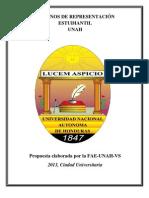 Órganos de Representación Estudiantil U.N.A.H.