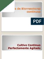 biorreactores continuos