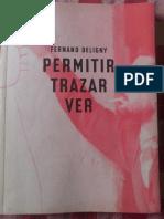 Fernand Deligny - Permitir Trazar ver (Selección de materiales y guión de Ese chico de ahí)