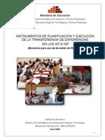 Transferencia de conocimientos -2009.doc