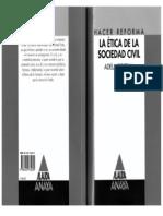 1994 Cortina (Ética sociedad civil) 151 p.