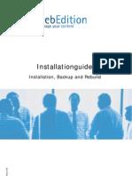 Web Edition Installation Guide