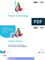 Future Focus Edinburgh  - Afternoon Presentations