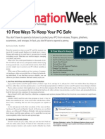 10 Ways to Keep Youreducation PC Safe
