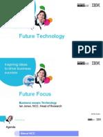 Future Focus London - Afternoon Presentations
