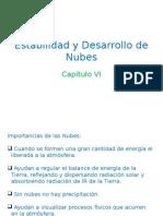 Capitulo VI Estabilidad y Desarrollo de Nubes