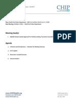 North Port CHAT Agenda - Sept 2013.