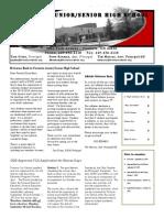 FJSHS Sept 2013 Newsletter