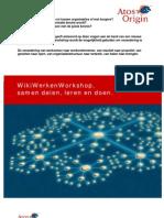 Brochure WikiWerkenWorkshop