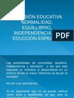 Expo inclusión eductiva.