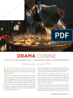 Drama Cuisine Edible Vancouver HighSummer 13
