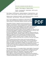 DESCRIPCIÓN ESENCIAS CHAMANICAS DE MEXICO