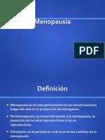 menopausia