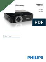 Projector Manual 6904