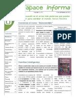 FAPACE INFORMA 2013-14  Nº1