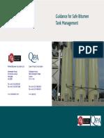Guidance for Safe Bitumen Tank Management Mod March09
