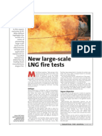 New Large Scale LNG Fire Test
