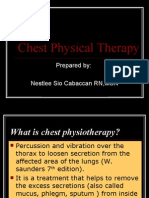 Chest Physical Therapy-Mine
