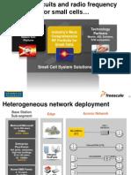 Freescale Slides, Infonetics Small Cells Webinar-2010-09-10