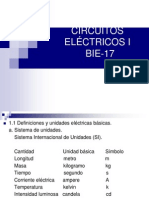 Curso circuitos eléctricos I Cap 1-2