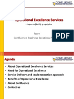 CBS - Operational Excellence Services for Pharma