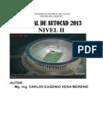 Manual Autocad 2013 NIVEL II Semana 1