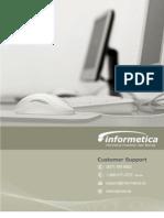 Informetica Publisher Manual