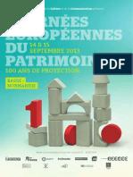 Journées Européennes du Patrimoine 2013 en Basse-Normandie