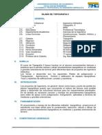 Silabo Topoii Competencias Unc Setiembre12