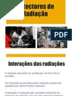 Detectores de Radiação - Atalaha