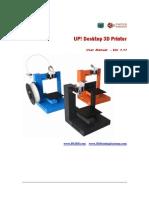 3DUPS Manual