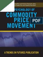 Commodity Price Movement