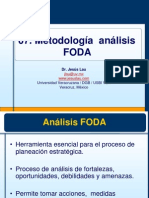 Cur Lima PlanEs-C07-Analisis FODA
