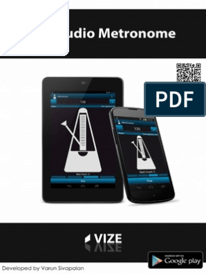 Studio Metronome (Android app) | Tempo | Android (Operating