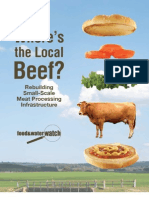Where's the Local Beef?