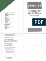 122675611 O Roteiro de Cinema Michel Chion PDF