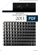 Calendario Lunar Año 2013 _(Ecuador_) (1)