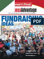 2013 September - Fundraising Ideas - Smart & Final BusinessAdvantage