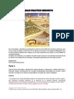 TP Medioevo 2009 PDF