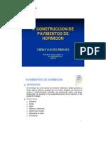OVU_Construccion de Pavimentos de hormigón