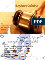 Processo Legislativo Ordinário (1)
