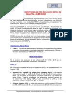 Evaluación de Monitoreo de Río Rímac